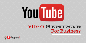 YouTube for Business Seminar by Prepare1 Social Media Coach