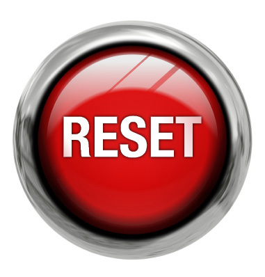 Social Media Reset Button