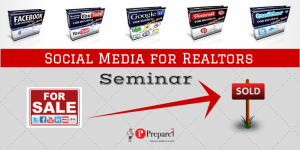 Social Media Marketing for Realtors Seminar by Prepare1 Social Media Coach