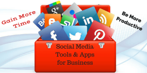 Social Media Marketing Tools & Apps for Business Seminar by Prepare1 Social Media Coach