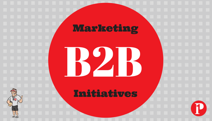 B2B Marketing Initiatives