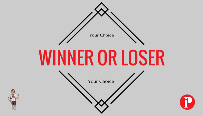 essayare you a winner or a loser The majority of reality television shows are based around competition, which  means that, in general, you will have one winner and a group of losers.