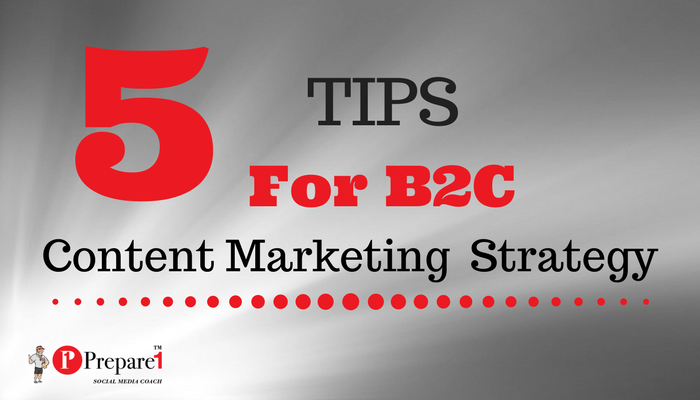 B2C Content Marketing Strategy_Prepare1 Image