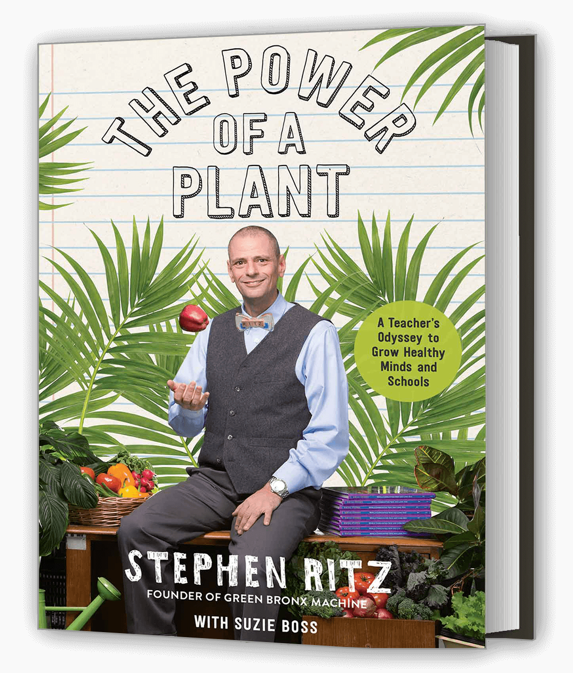 Power of a Plant Book
