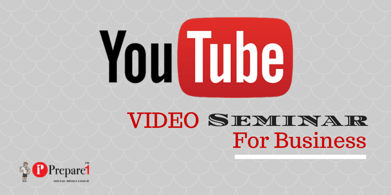 YouTube for Business Workshop LP_ Prepare1 Image