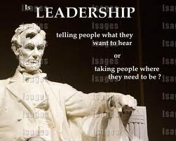 Abraham Lincoln on Leadership