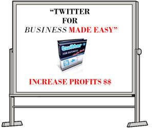 Chalkboard with Twitter Crop