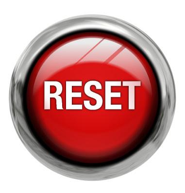 Social Media Reset Button