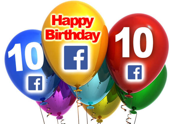 Facebook 10th Anniversary
