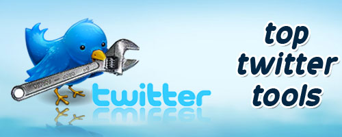 Top Twitter Tools Image