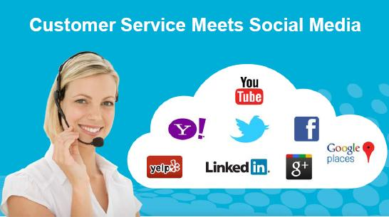 Customer Service Meets Social Media
