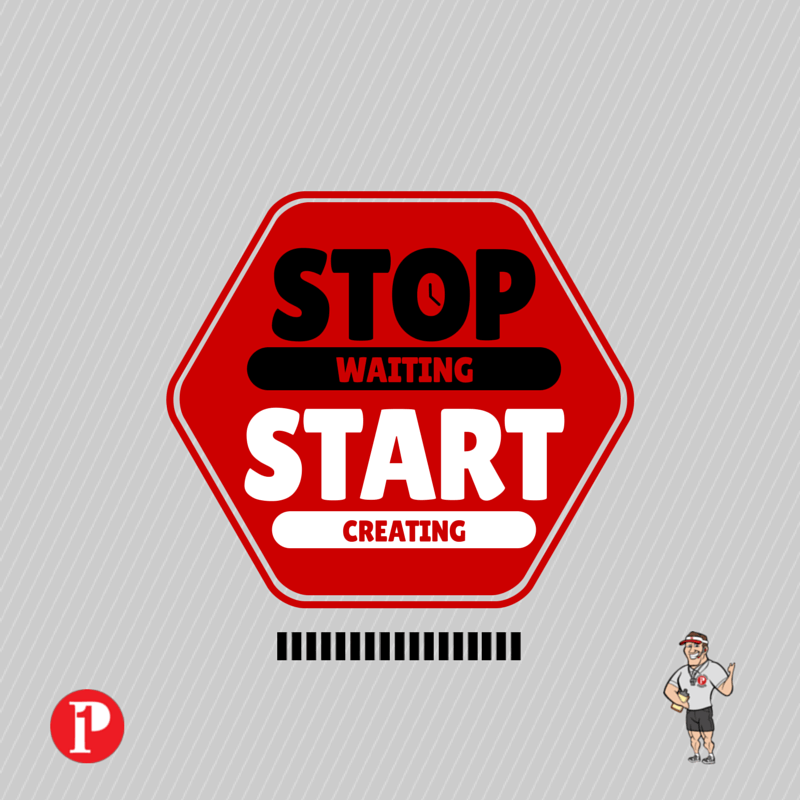 Start Creating_Prepare1 Image