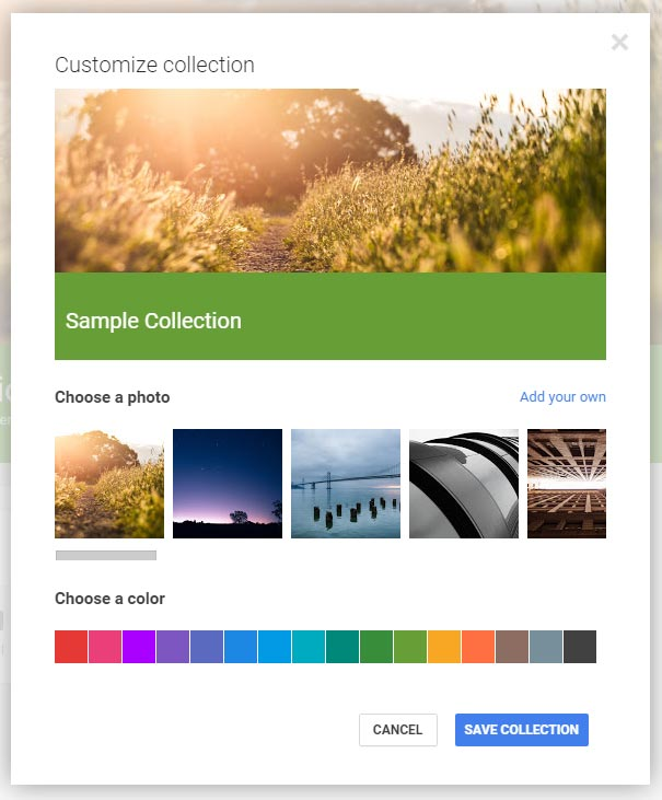 Google+-Collections-Customize-Collection-Options