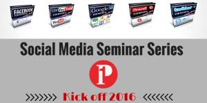 Social Media Seminar Series by Prepare1 Social Media Coach