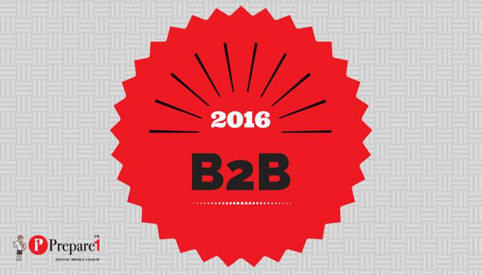 B2B in 2016_Prepare1 Image
