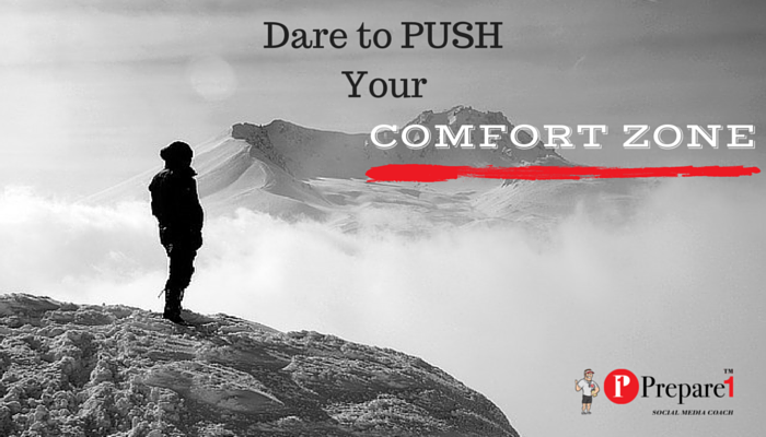 Dare to Push Your Comfort Zone_Prepare1 Image
