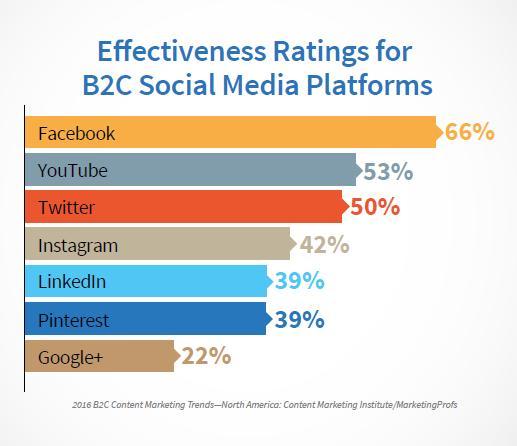 B2C Platform Effectiveness