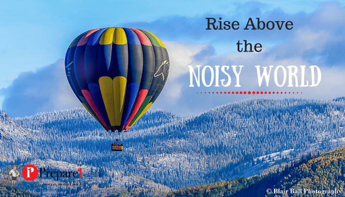 Rise Above a Noisy Online World_Prepare1 Image