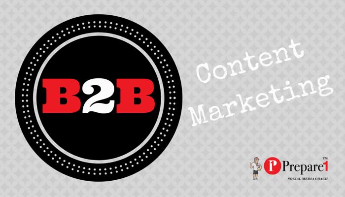 B2B Content Marketing I_Prepare1 Image