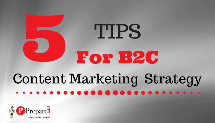 B2C Content Marketing Strategy_Prepare1 Image