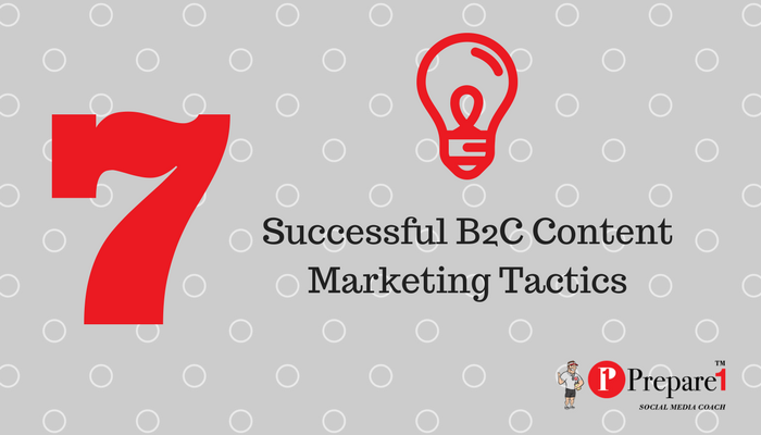 7 B2C Success Content Marketing Tactics_Prepare1 Image