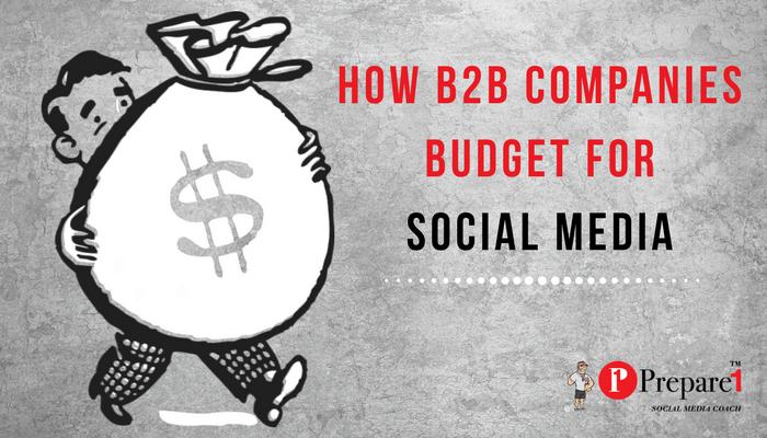 How B2B Companies Budget For Social Media_Prepare1 Image
