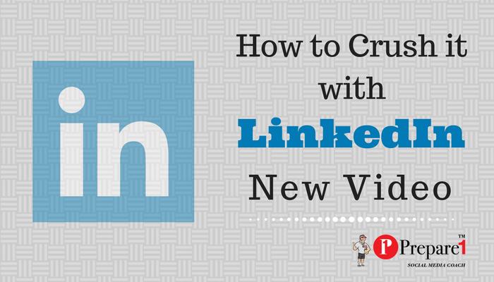 LinkedIn New Video_Prepare1 Image