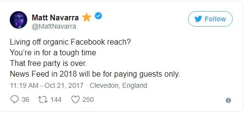 FB - Twitter News feed response